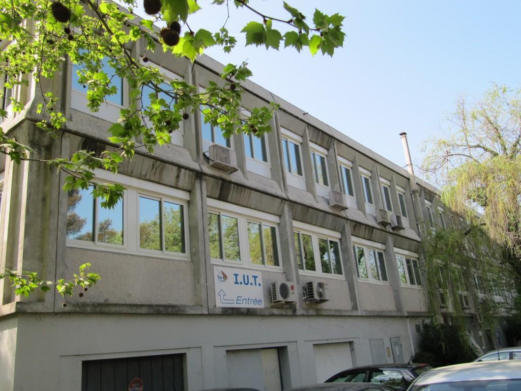 Film de protection solaire IUT Toulon