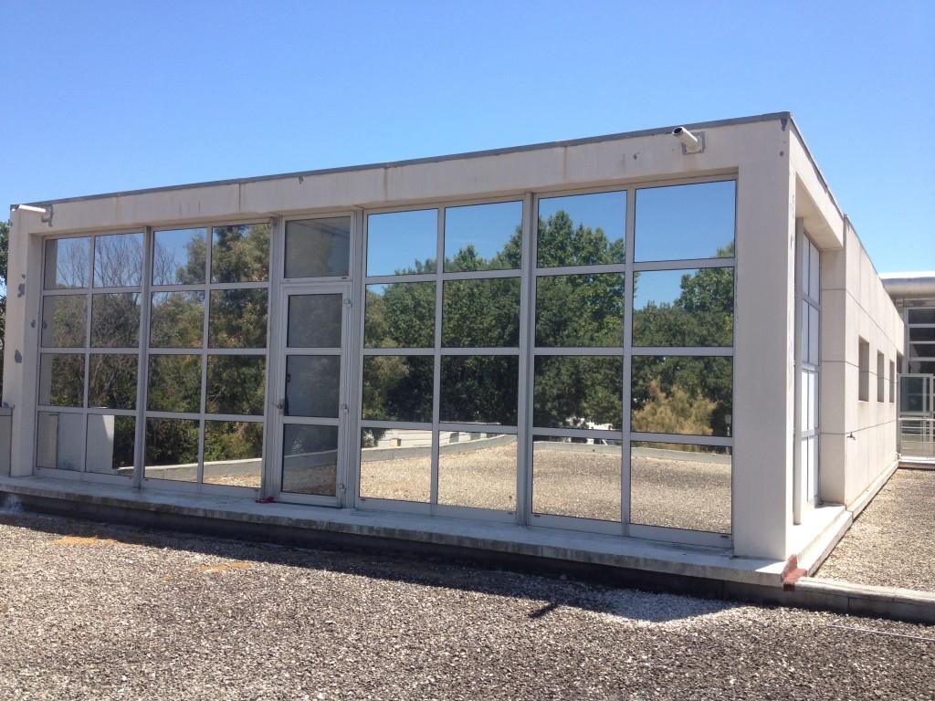 Film solaire miroir Faculté Toulon