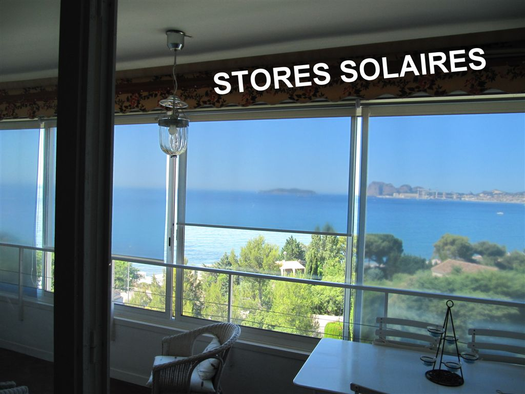 Stores protection solaire toulon vitres teint es for Film protection solaire fenetre
